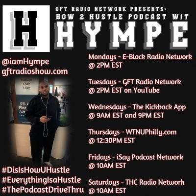 How 2 Hustle Podcast: Top 5 Philly Rappers feat Nirie